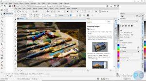 CorelDRAW Graphics Suite 2020 Crack + Keygen Free Download