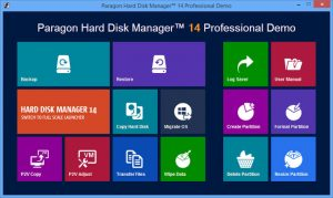 Paragon Hard Disk Manager 17.16.12 Full Crack 2021 Free Download