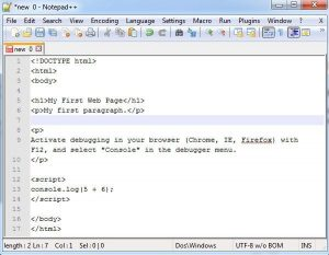 Notepad++ 7.8.9 Crack + Serial Key Free Download 2020