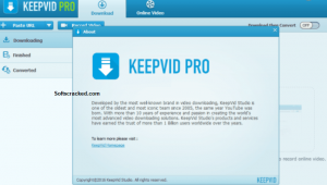 KeepVid Pro 7.5 Crack + Registration Code Full 2020 Download