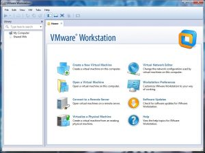 VMware Workstation Pro 15.5.1 Crack + {Key + Code} Free Download