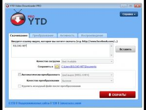 YTD Video Downloader Pro 6.11.7 Crack + Serial Key 2020 Download