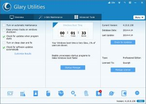Glary Utilities Pro 5.136.0.162 Crack With Serial Key 2020 Free Download