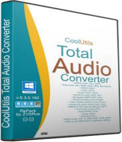 Coolutils Total Audio Converter 5.3.0.219 Crack + Serial Key 2020