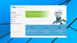 ESET NOD32 Antivirus 13.2.63.0 Crack + Keygen Latest Version 2020