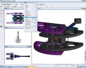 DesignCAD 3D Max 28.0.0 Crack & Keygen 2020 Free Download