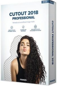 Franzis CutOut Professional 9.3.0.2 Cracked Free Download