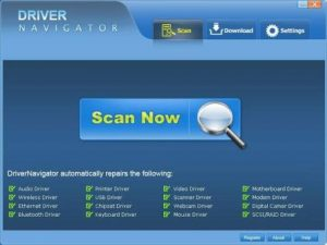 Driver Navigator Crack 3.6.9 + License Key 2020 Free Download