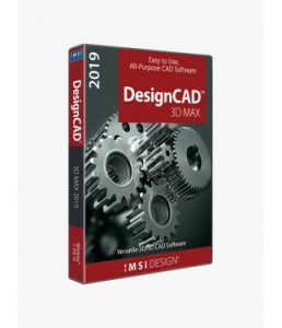 DesignCAD 3D Max 28.0.0 Crack & Keygen 2021 Free Download