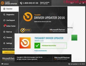 TweakBit Driver Updater Crack 2.2.4.56134 + License Key 2021 Download
