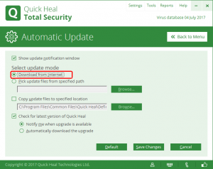 Quick Heal Virus Definitions 19.00 (12.1.1.4) Crack With Serial Key