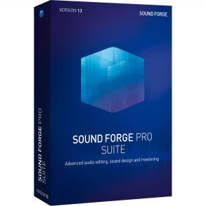 MAGIX Sound Forge Pro Suite Crack + Activation Key 2020