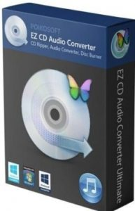 EZ CD Audio Converter 9.1.6.1 Crack + Serial Key 2021 Free Download