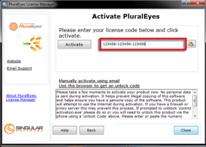 Pluraleyes Crack 4.1.10 + Serial Key 2020 Free Download