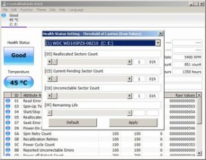 CrystalDiskinfo 8.3.0 Crack + Serial Key Free Download 2020
