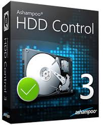 Ashampoo HDD Control 3 Crack With Serial Key Free Download 2021