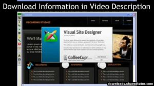CoffeeCup Responsive Site Designer 4.0 Crack + Keygen Free Download
