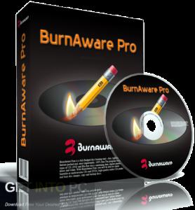 Burnaware Professional Crack 13.9 + License Key Free Download 2021